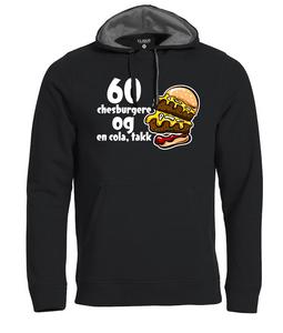 Bilde av 60 burgers Hoody