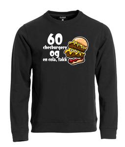 Bilde av 60 burgers Roundneck