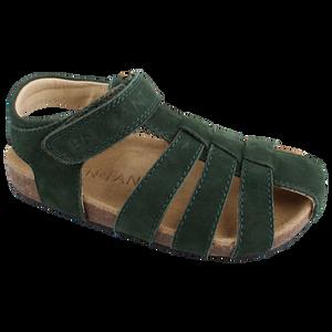 Bilde av En Fant Pegasus sandal, semsket grønn.
