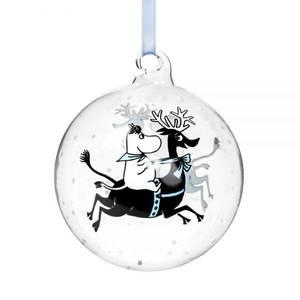 Bilde av Mummi Winter Magic Julekule, Snorkfrøken på