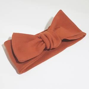 Bilde av Unik Design Knytebånd, rett rustbrun.