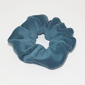 Bilde av Unik Design Scrunchies, mørk jade.