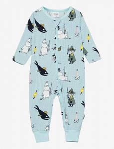 Bilde av Mummi Pals Pyjamas, Blå.