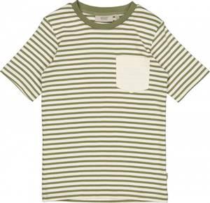 Bilde av Wheat T-Skjorte Frode, Sage.