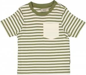 Bilde av Wheat Mini T-Skjorte Frode, Sage.