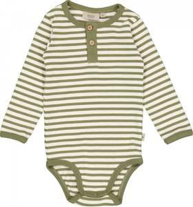 Bilde av Wheat Body med striper, Sage.