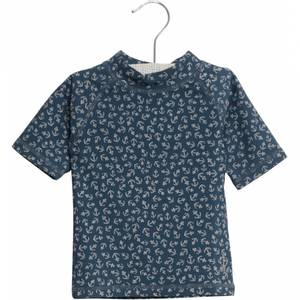 Bilde av Wheat Jackie UV T-skjorte, Indigo Anchor.