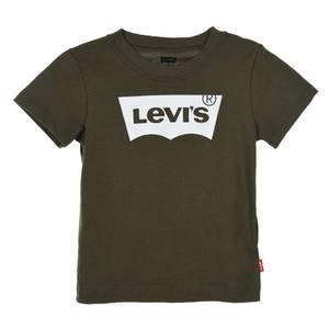 Bilde av Levis Batwing T-Skjorte, Grønn.
