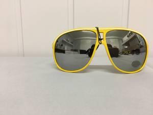 Bilde av Solbriller, gule.