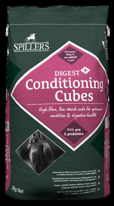 Bilde av SPILLERS - Digest+ Conditioning Cubes
