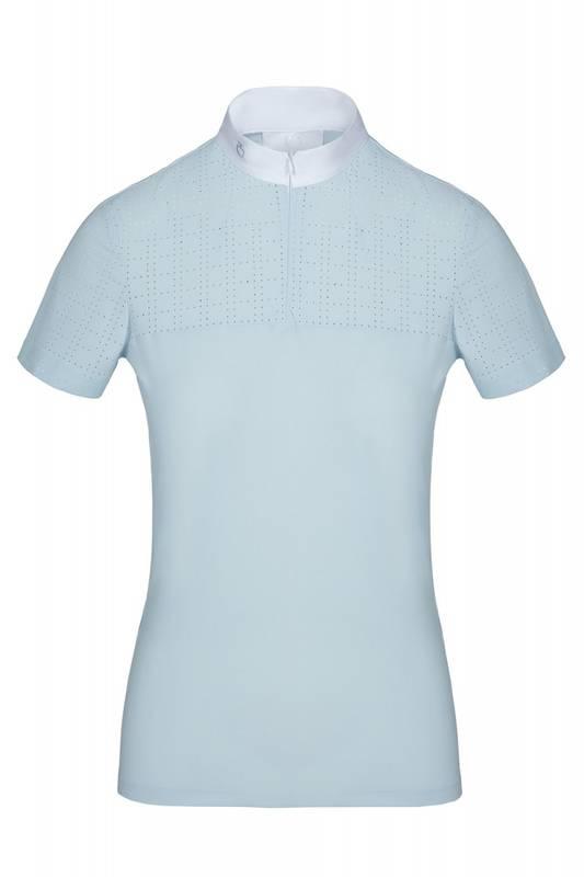 Bilde av Cavalleria Toscana Square Preforated Zip Competition Shirt