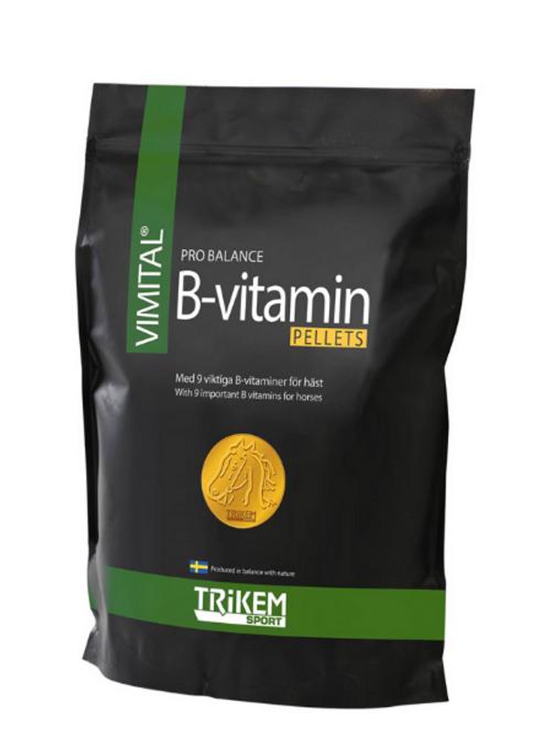 Bilde av Vimital B-Vitamin -pellets- 1000gr