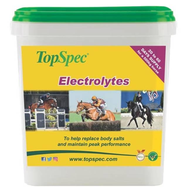 Bilde av TopSpec Electrolytes 3kg