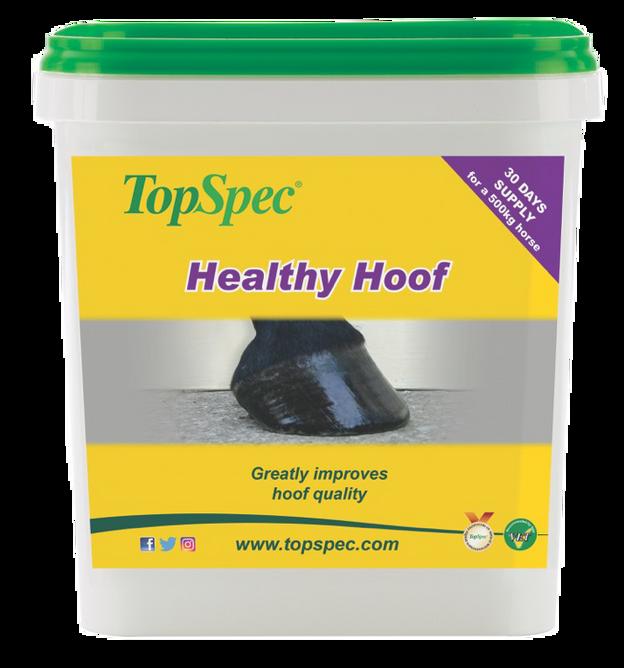 Bilde av TopSpec Healthy Hoof 3kg