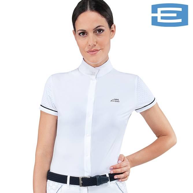 Bilde av Equiline Cresida stevneskjorte