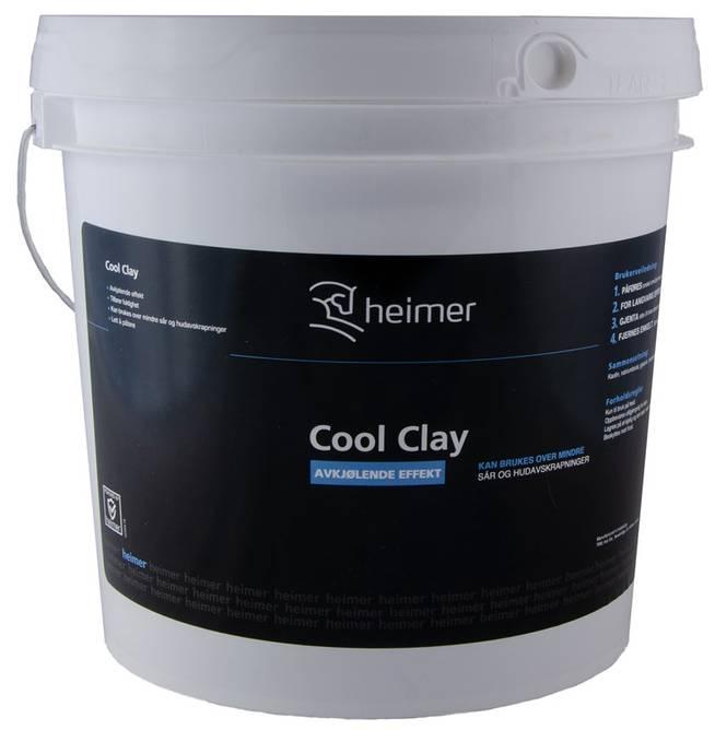 Bilde av Heimer Cool Clay 5kg