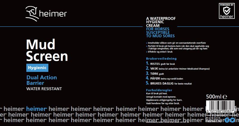 Bilde av Heimer Mud Screen 500ml