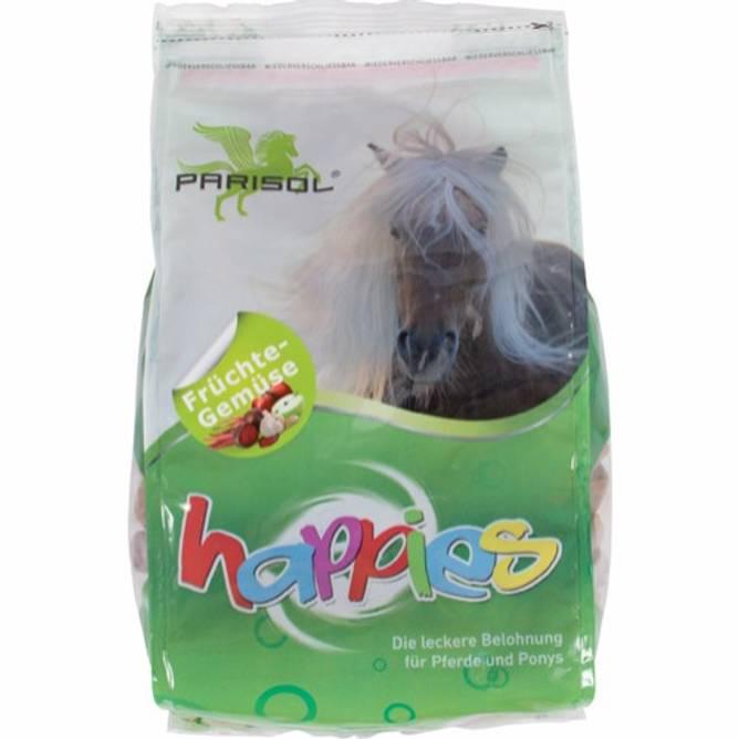 Bilde av Parisol Happies hestesnack frukt/grønnsaker 1kg