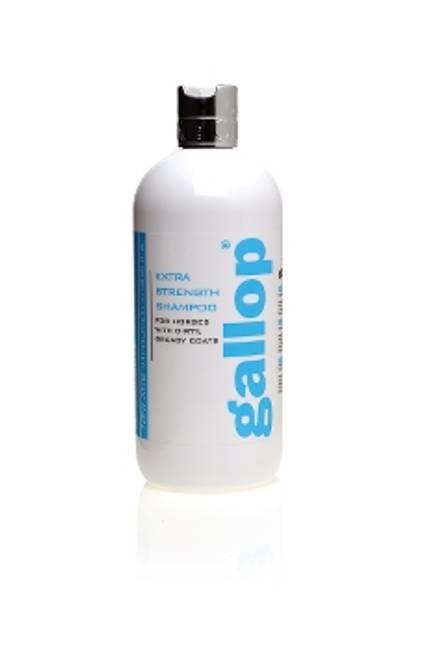 Bilde av CDM Gallop Extra Strenght Shampoo 500ml
