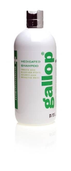 Bilde av CDM Gallop Medicated Shampoo 500ml