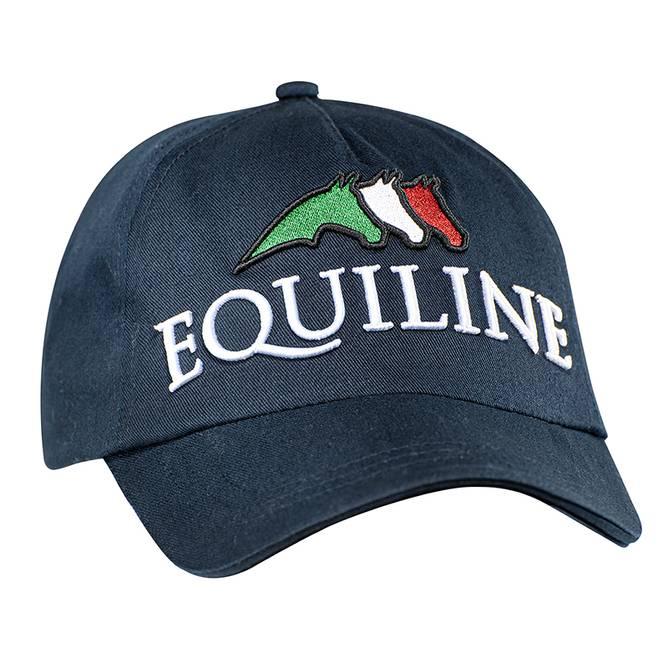 Bilde av Equiline Team Caps navy