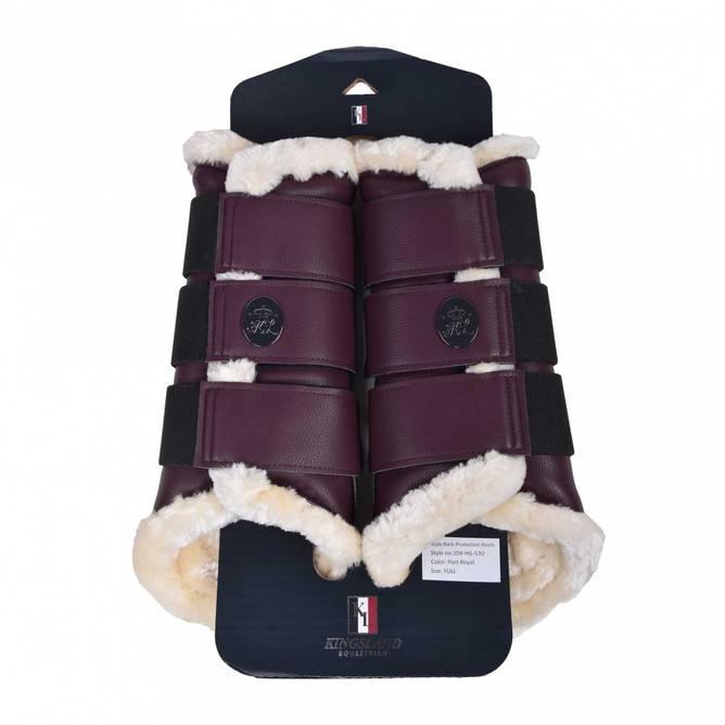 Bilde av KLinayat Back Protection boots