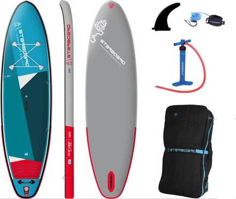 Bilde av 2021 Starboard Inflatable IGO ZEN 10´8