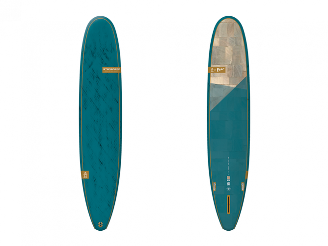 Bilde av 2021 Starboard Longboard Blue