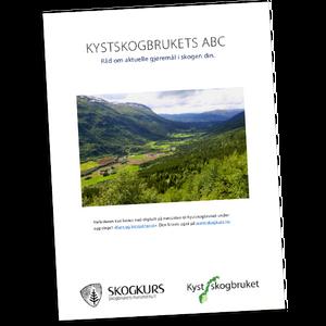 Bilde av Kystskogbrukets ABC - PDF dokument
