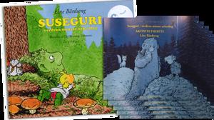 Bilde av Suseguri - bok og klassesett av aktivitetshefte