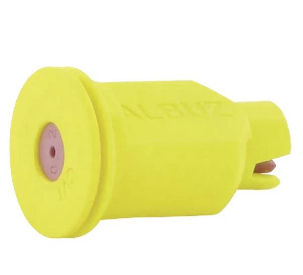 Bilde av Åker sprøyte dyse Injektordyse keramisk gul