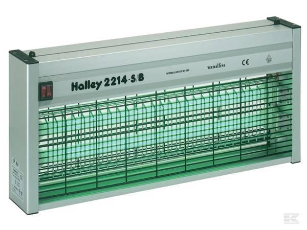 Bilde av Fluefanger Halley 2214-S/B 2x20w Green Line IP44