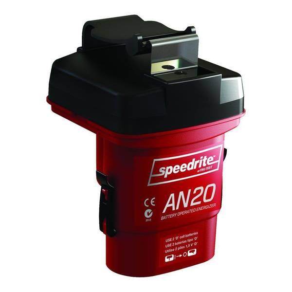 Bilde av Speedrite AN20 m/batteri for rideturer