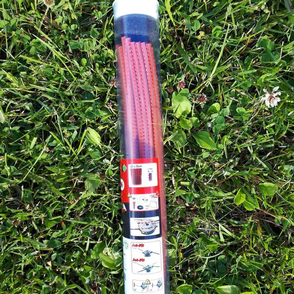 Bilde av TRIMMERTRÅD RED TECHNI-BLADE™ 26cm (40pcs)