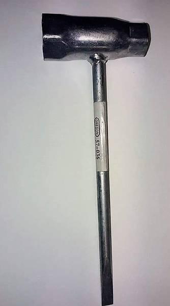 Bilde av Kombi nøkkel 13 og 19 mm med flat skrue