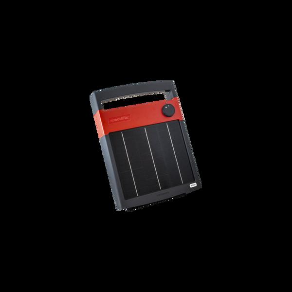 Bilde av S500 Solcelle gjerdeapparat med batteri