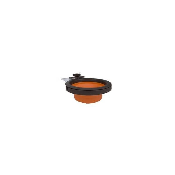 Bilde av Collapsible kennel bowl 240 ml ass farger