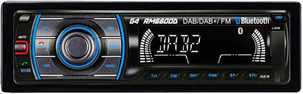Bilde av 1-Din radio DAB+/FM BT