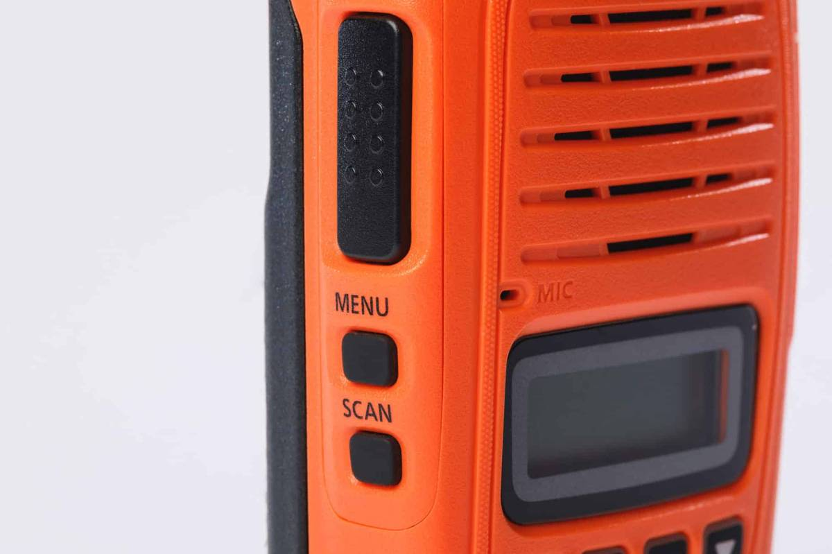 ProHunt Compact (Basic 2) Norsk Sikringsradio Orange