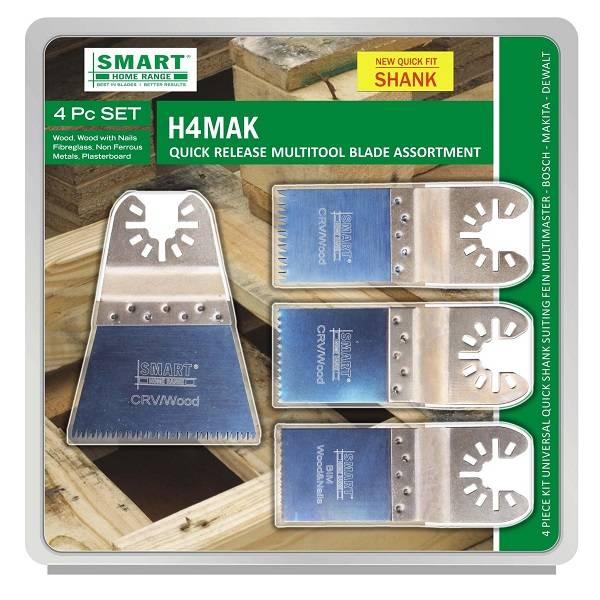 Bilde av Kombinasjons pakke H4+P4