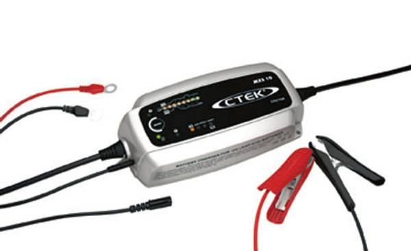 Bilde av Batterilader MXS 10 12 volt