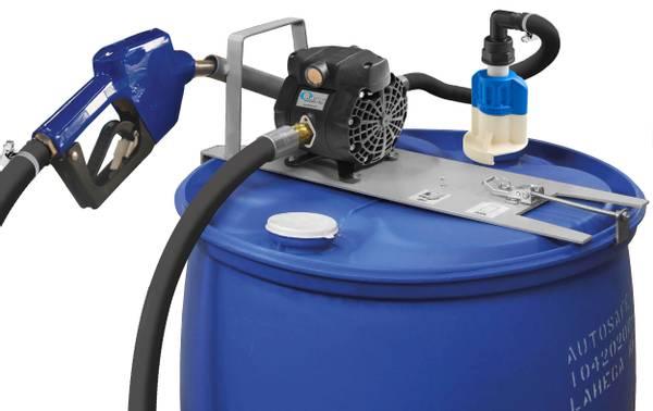 Bilde av Pumpestasjon AdBlue auto