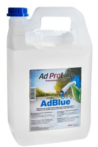 Bilde av AdBlue 5l inkl. pip.