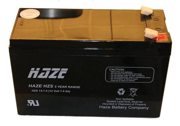 Bilde av Batteri til B10 Gjeteren solcelle Gjerde apparat