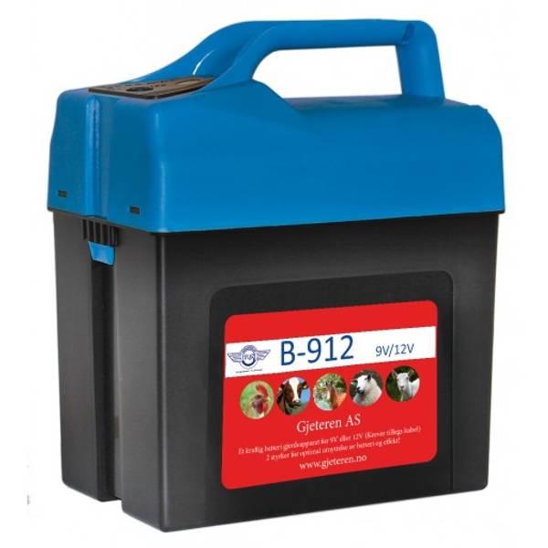 Bilde av Gjeteren B-912 Batterigjerdeapparat 9V og 12V