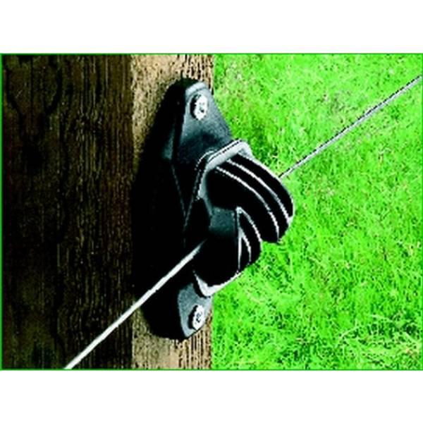 Bilde av Kraftig isolator for tråd/ståltråd komer i påse