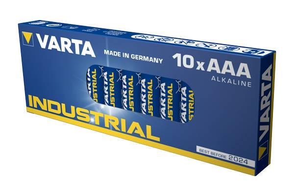 Bilde av Batteri AAA/LR03 Industrial
