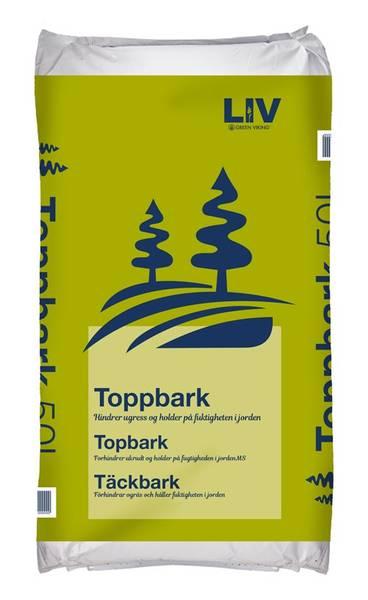 Bilde av Toppbark 50L LIV