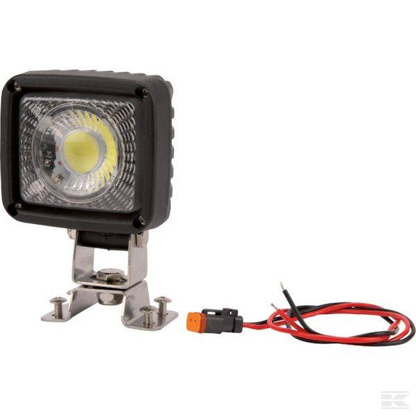 Bilde av LED Flomlys 2500 Lumen 25Watt 10-30V