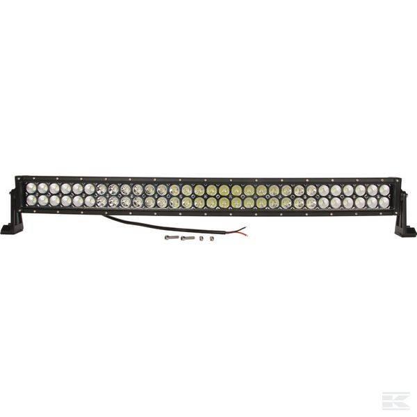 Bilde av LED Lysbar 180W 60 LED buet